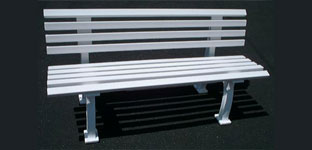 Beautiful Benches for Your Game Court!