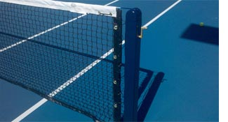 Quality Tennis Nets and Tennis Net Posts