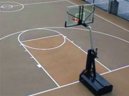 Basketball Court Photo