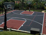 Tennis & Basketball Court Photo